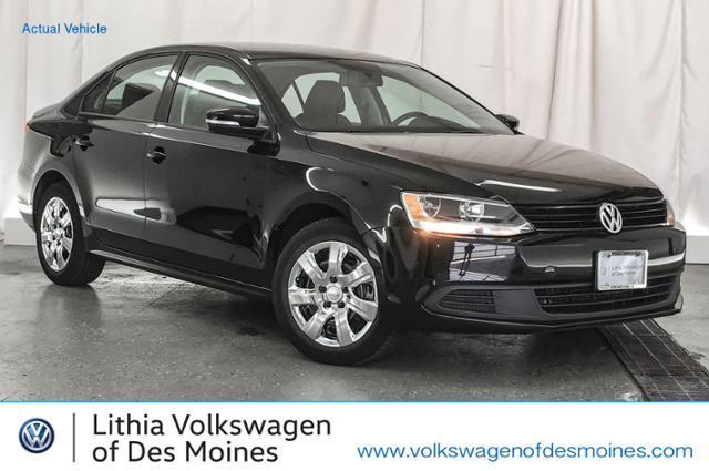Volkswagen Jetta Sedan BASE 2014