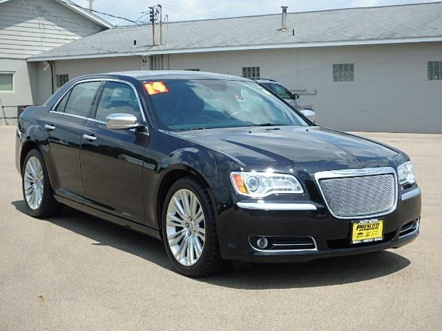 Chrysler 300 John Varvatos Luxury 2014