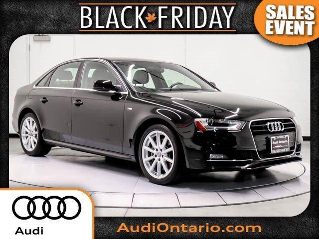 Audi A4 Premium Plus 2016