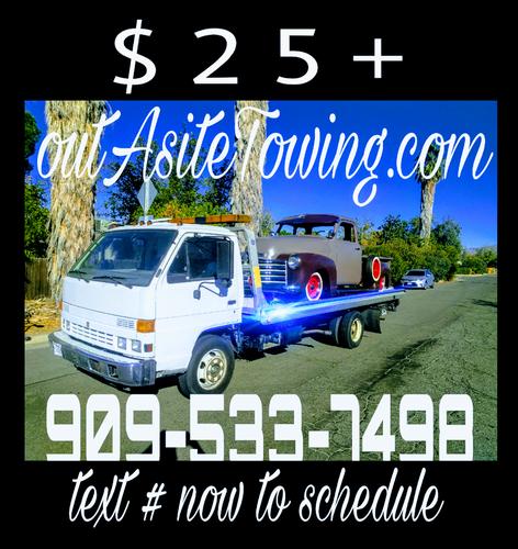 rv / mc / Car & truck & free- towing (RIVERSIDE)