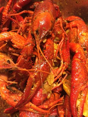 Seafood and Crawfish Restaurant