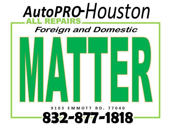 AutoPRO-Houston Transmision | Brake and Engine | Service and Repair