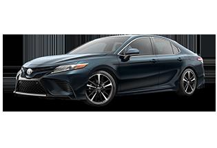 Toyota Camry XSE 2018