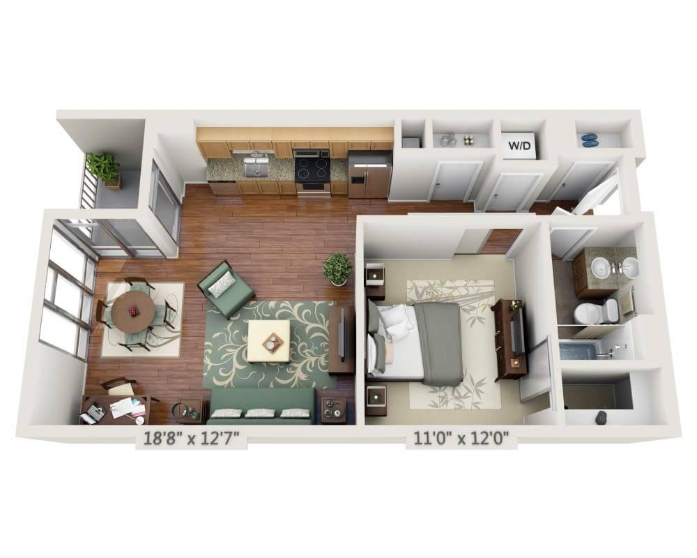 $2497 One bedroom Apartment for rent