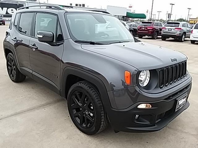 Jeep Renegade Latitude 2018