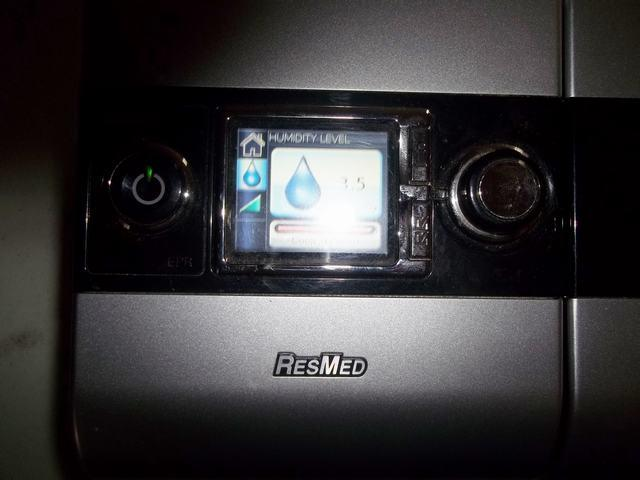 ResMed CPAP Machine