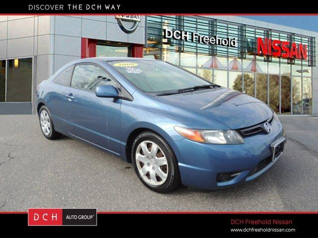 Honda Civic Cpe LX 2008