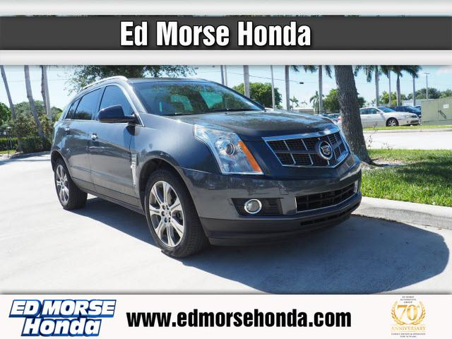 Cadillac SRX Performance Collection 2012