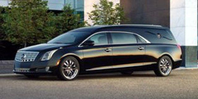 Cadillac XTS Funeral Coach 2017