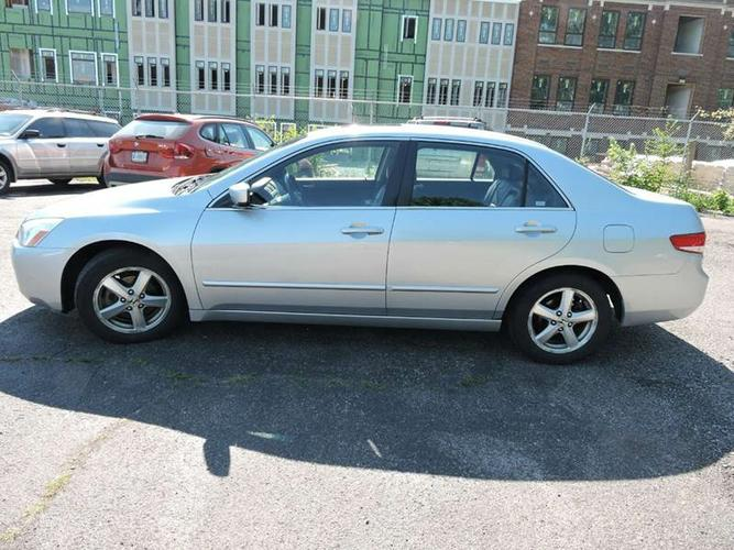 2003 Honda Accord  Ex-l Sedan 4d Ex (856) 389-4896
