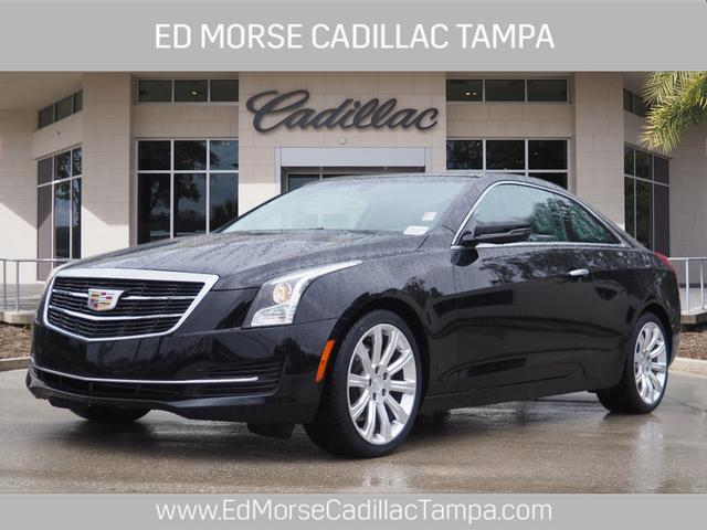 Cadillac ATS Coupe 2.0L Turbo 2015