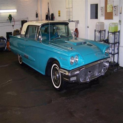 1958 Ford 352 V8