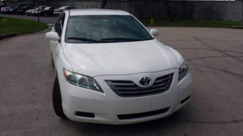 2007 Toyota Camry SE Automatic