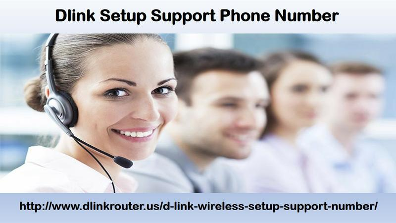 Dlink router tech support