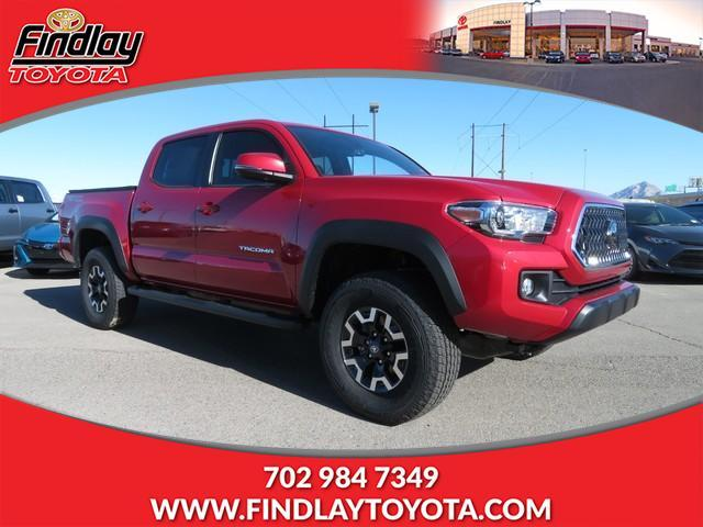 Toyota Tacoma TRD Off Road Double Cab 5' Bed V6 4 2018