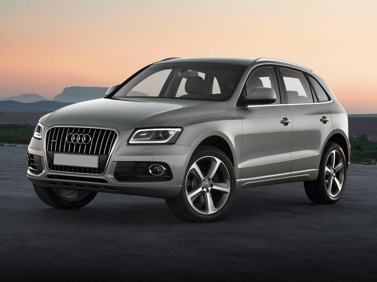 Audi Q5 3.0T Premium Plus 2014
