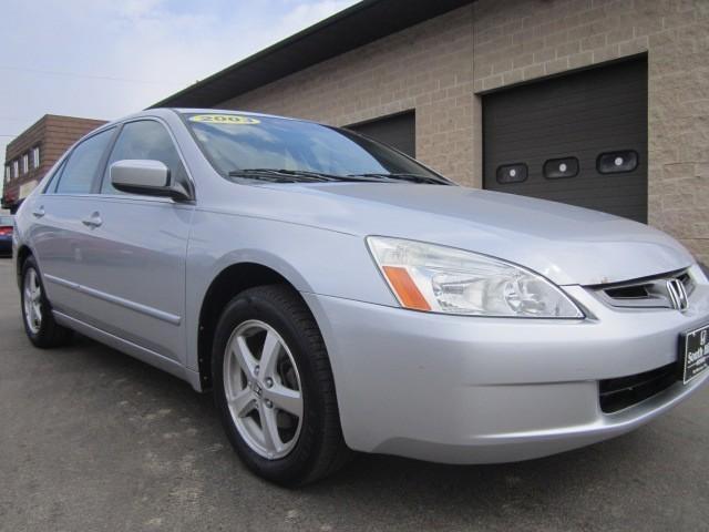 2003 Honda Accord  EX Auto V6 ULEV w/Leather/XM Sedan~
