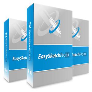 easy sketch pro 3 software