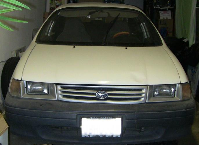 1992 Toyota Tercel AS IS $600 OBO - $600 (Newhall)