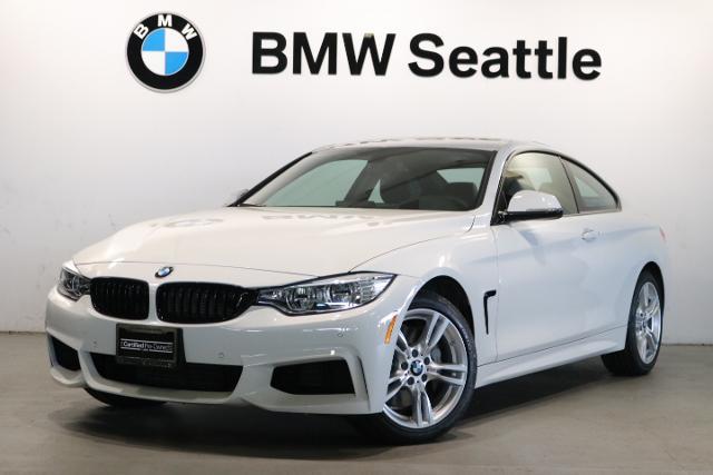 BMW 4 Series XDRIVE 2015