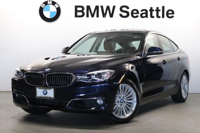 BMW 3 Series Gran Turismo XDRIVE W/SULEV 2015