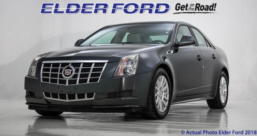 Cadillac CTS Sedan Luxury 2013