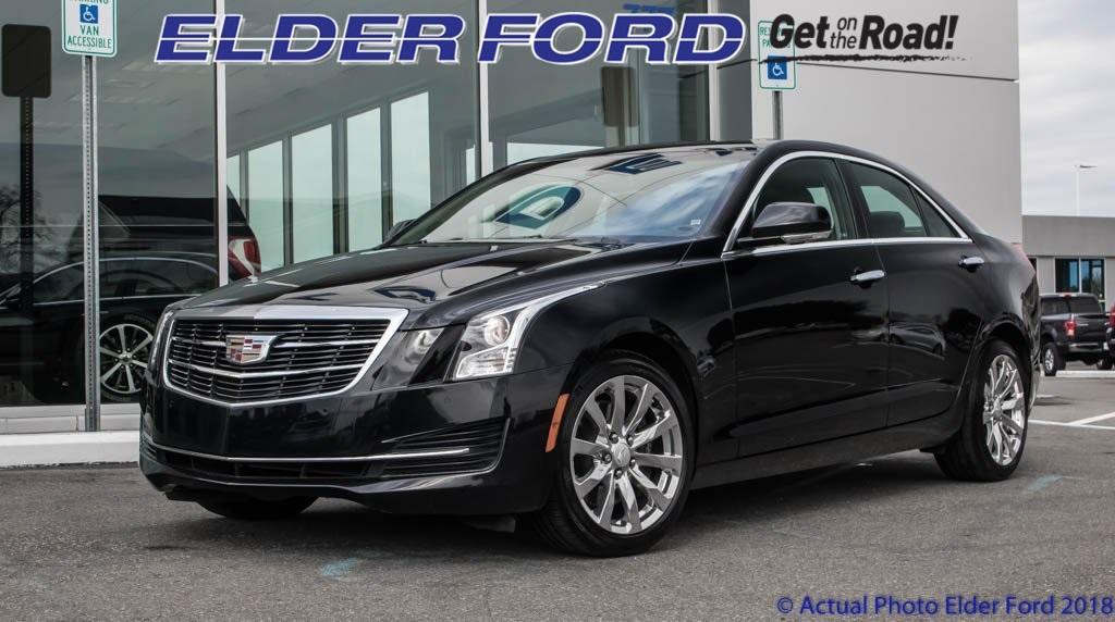 Cadillac ATS Sedan 2.0L Turbo Luxury 2017