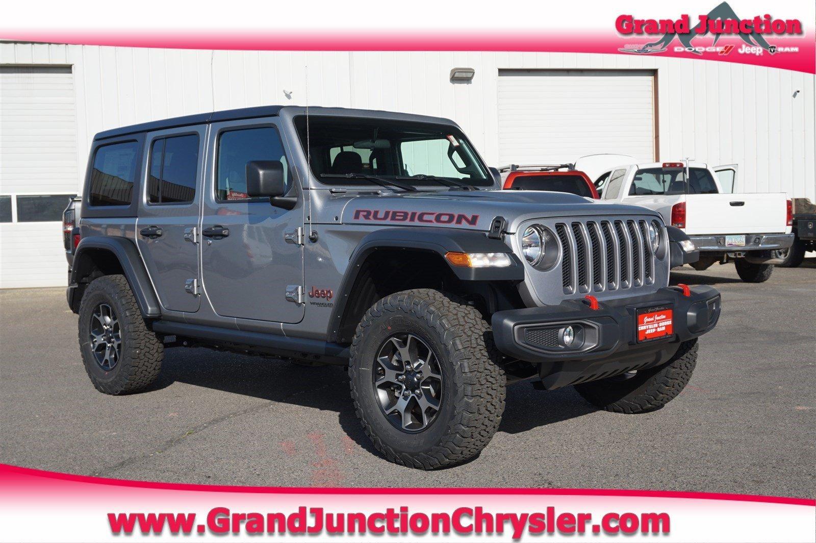 Jeep Wrangler Unlimited RUBICON 4X4 2018