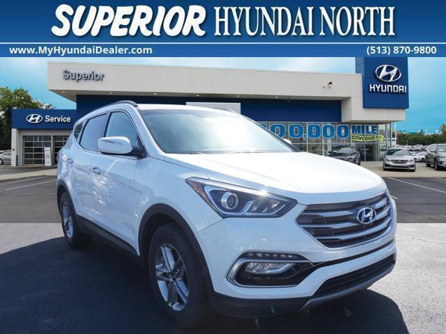 Hyundai Santa Fe Sport 2.4 2018