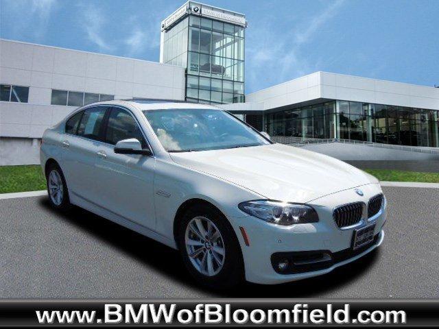 BMW 5 Series 528i xDrive 2016
