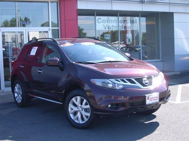 Nissan Murano sv 2014