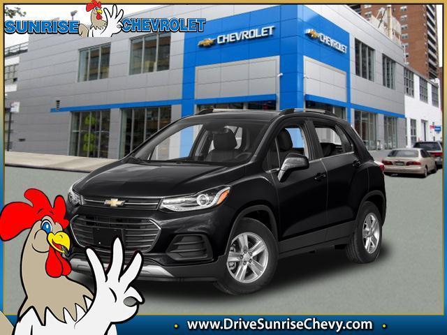 Chevrolet Trax AWD 4dr LT 2018
