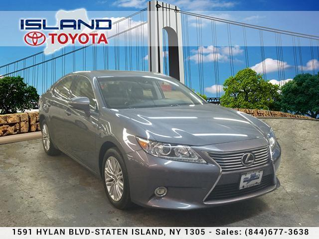 Lexus ES 350 4dr Sdn Crafted Line 2015
