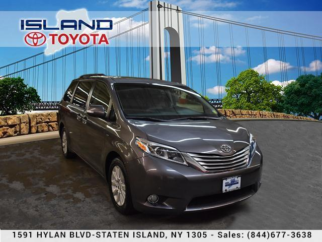 Toyota Sienna 5dr 7-Pass Van LIMITED AWD 2016