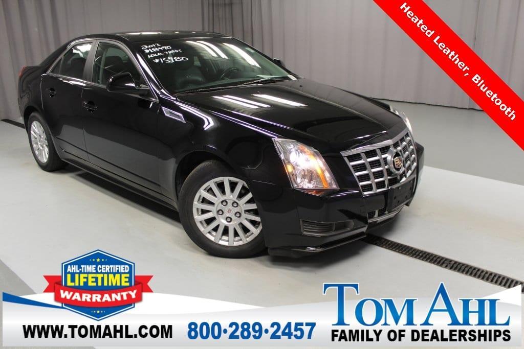 Cadillac CTS Sedan Luxury 2013