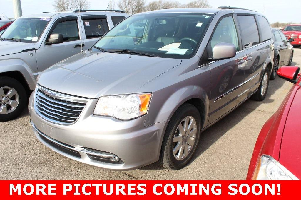 Chrysler Town & Country Touring, DVD 2013