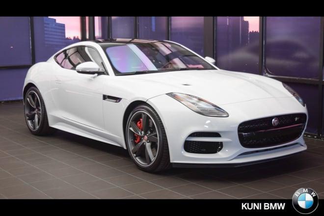 Jaguar F-TYPE R 2018
