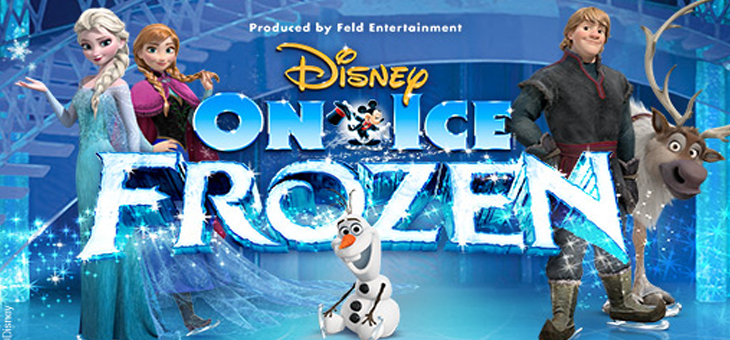 Disney On Ice Presents Frozen - Tixbag.com