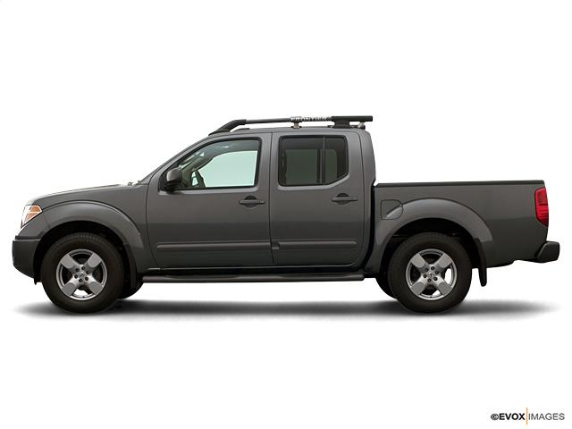 Nissan Frontier 4WD LE 2005