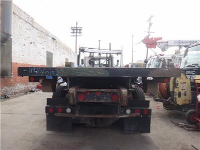 ROLL OFF FLATBED ONLY