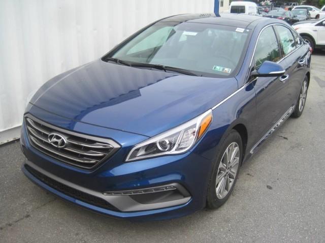 Hyundai Sonata Limited PZEV 2016