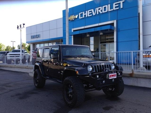 Jeep Wrangler Unlimited Unlimited Sahara 2015