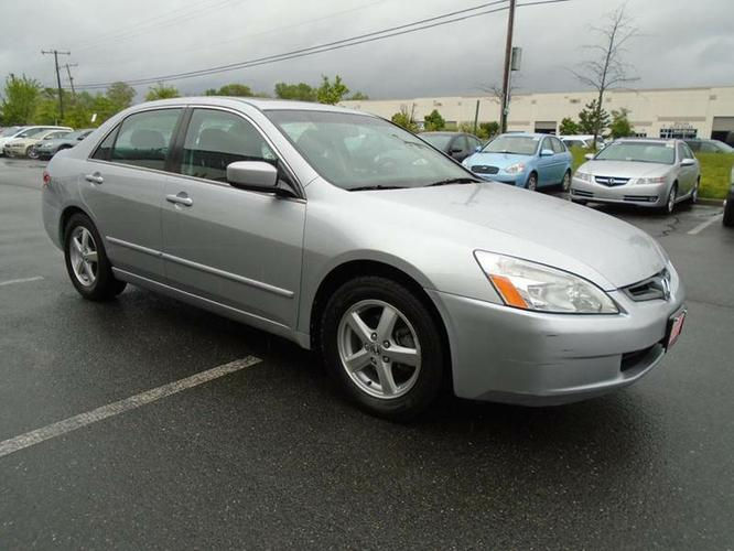 2003 Honda Accord  V6 LUXURY (856) 389-4896