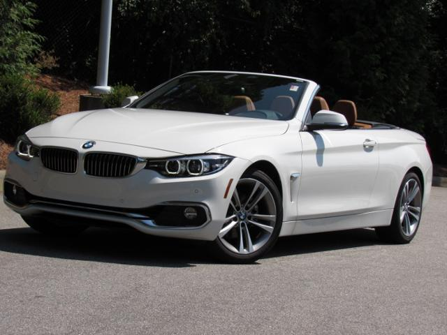 BMW 4 Series 430i Convertible 2018