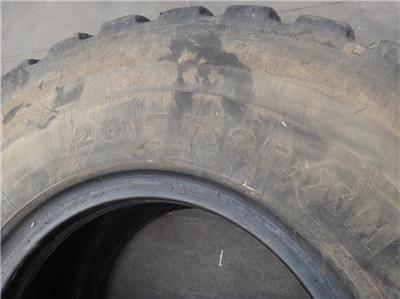 USED MICHELIN TIRES 20.5R25 WHEEL LOADER TIRE