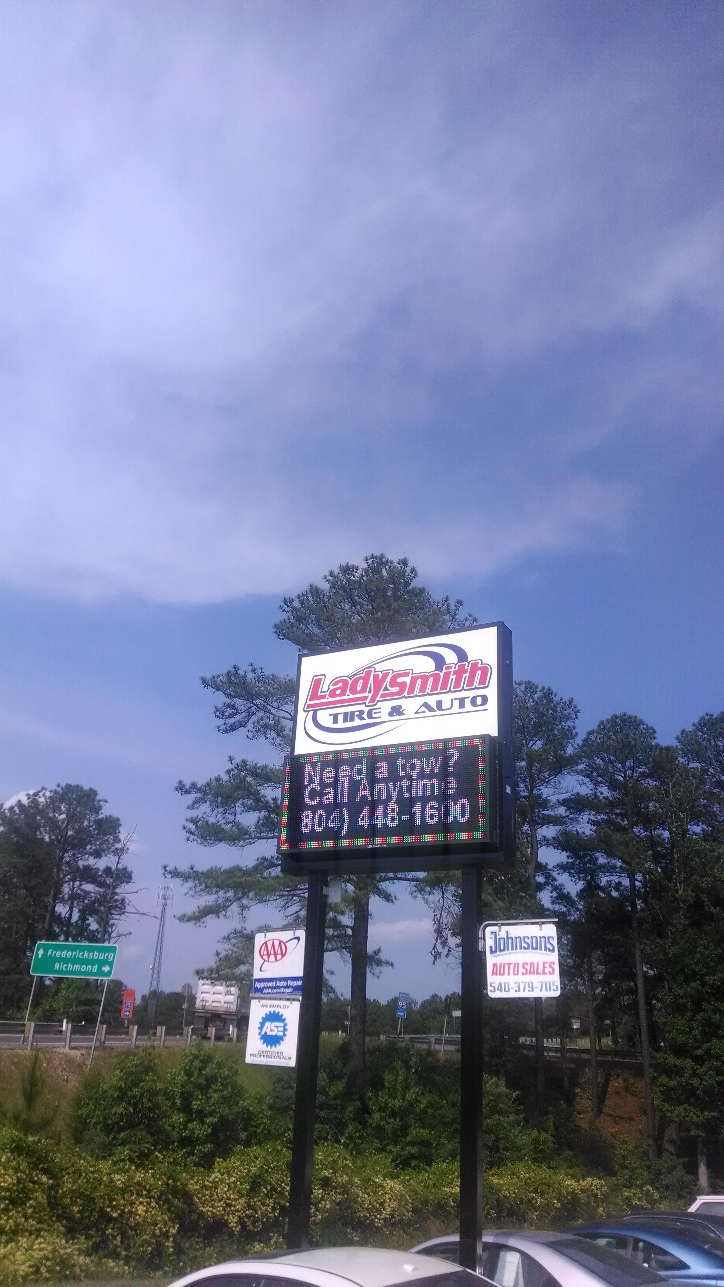Ladysmith Tire & Auto