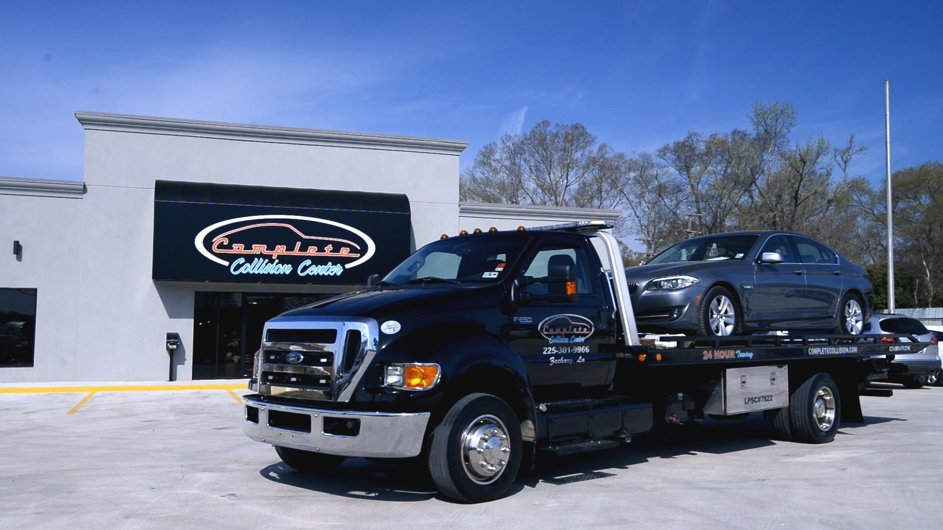 Complete Tow and Recovery