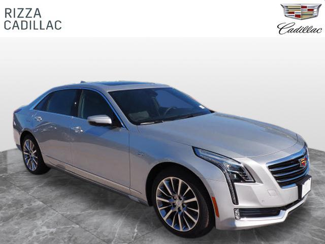 Cadillac CT6 Sedan Luxury AWD 2017