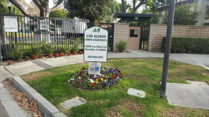 LOS ALISOS NORTH APTS, 2BR AND 3BR WITH  INCOME LIMITS