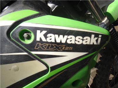2004 KAWASAKI KLX125 DIRT BIKE
